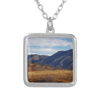 Bobcat Ridge Silver Plated Necklace