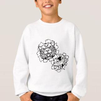 Bobcat Wildcat Esports Gamer Mascot Sweatshirt