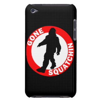 Bobo's GONE SQUATCHIN iPod Touch Case-Mate Case