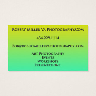 bobs business card