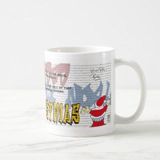 Bob's Christmas Mug