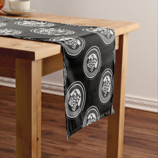 Bob's your uncle. short table runner