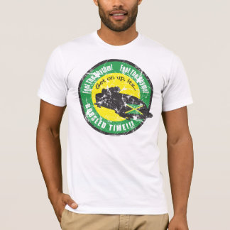 Bobsled Time!!! T-Shirt