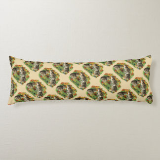 Bobwhite Garden Chicks Body Pillow