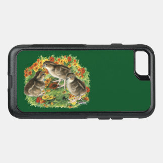 Bobwhite Garden Chicks OtterBox Commuter iPhone 8/7 Case