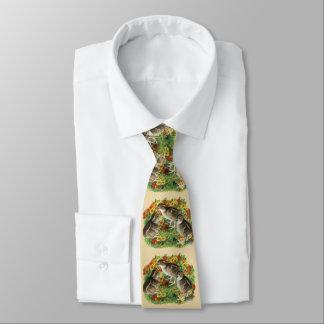Bobwhite Garden Chicks Tie