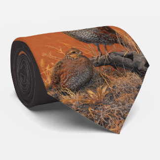 Bobwhite Quail (Georgia, Missouri and Tennessee) Tie