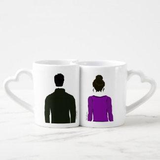BOC Series Nathan & Mara Lovers' Mug Set