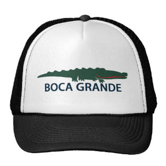 Boca Grande - Alligator. Trucker Hat
