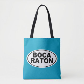 Boca Raton Florida Tote Bag