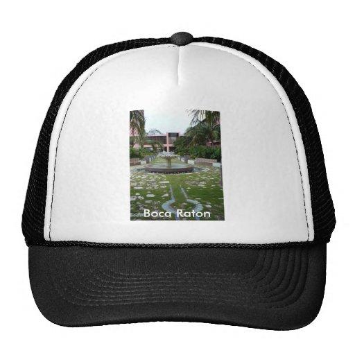 Boca Resort Garden Trucker Hat