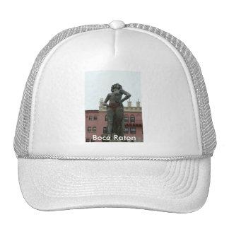 Boca Resort Statue Trucker Hat