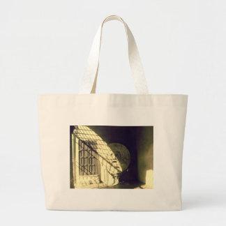 Bocca della Verita (The Mouth of Truth) Large Tote Bag