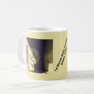 Bocca della Verita (The Mouth of Truth) Mug