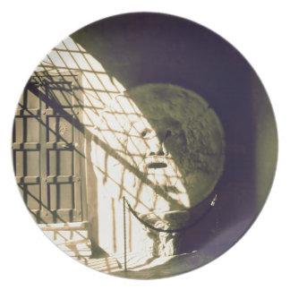 Bocca della Verita (The Mouth of Truth) Plate