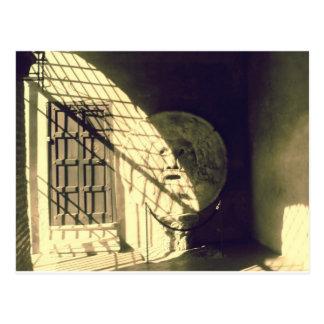 Bocca della Verita (The Mouth of Truth) Postcard