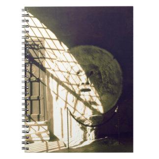 Bocca della Verita (The Mouth of Truth) Spiral Notebook
