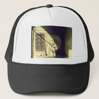 Bocca della Verita (The Mouth of Truth) Trucker Hat