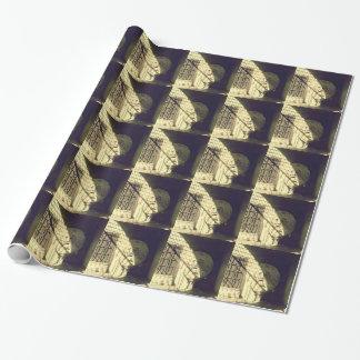 Bocca della Verita (The Mouth of Truth) Wrapping Paper