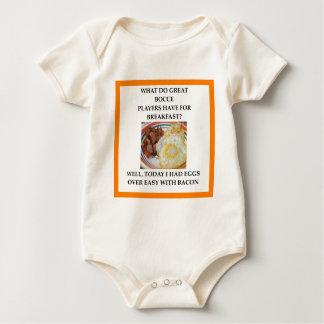 BOCCE BABY BODYSUIT