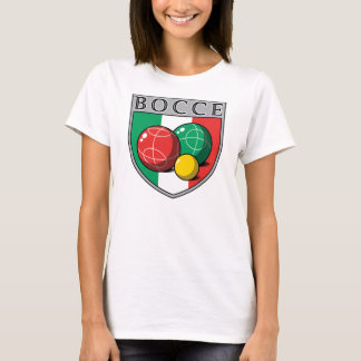 Bocce Shield Women's T-Shirt