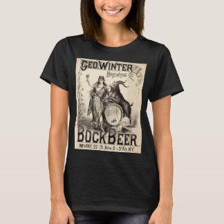 Bock Beer Brewing Co. Vintage Retro Cool T-Shirt