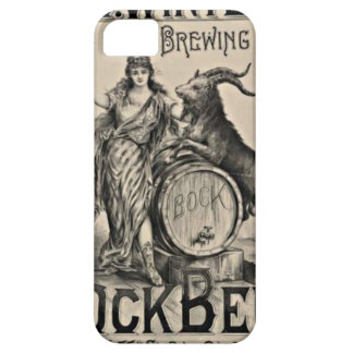 Bock Beer old advertising Case For The iPhone 5