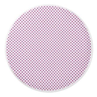 Bodacious Polka Dots Ceramic Knob