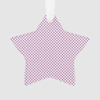 Bodacious Polka Dots Ornament