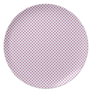Bodacious Polka Dots Party Plate