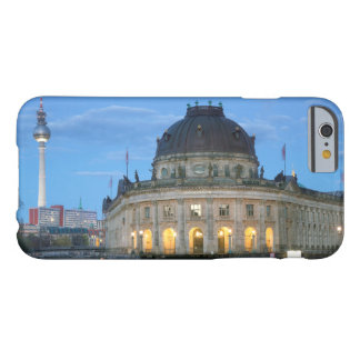 Bode Museum and Fernsehturm in Berlin Barely There iPhone 6 Case