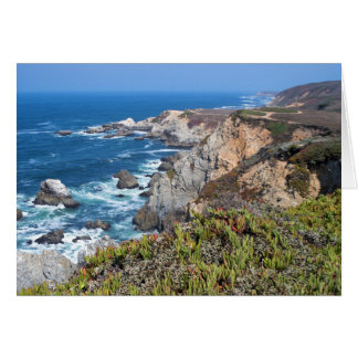 Bodega Head Rugged Coast and Trail Card