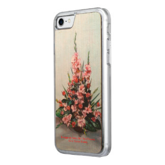 Bodegón of flowers/Still life of flowers Carved iPhone 8/7 Case