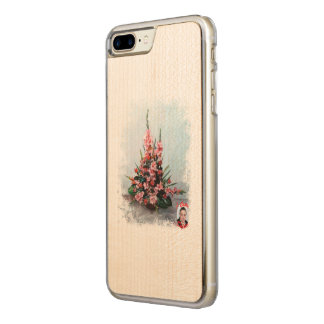 Bodegón of flowers/Still life of flowers Carved iPhone 8 Plus/7 Plus Case