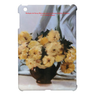 Bodegón of flowers/Still life of flowers Case For The iPad Mini