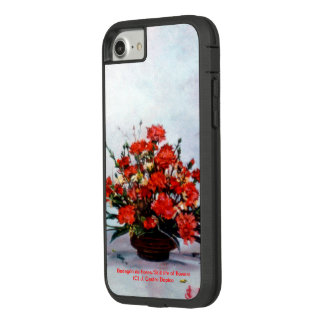 Bodegón of flowers/Still life of flowers Case-Mate Tough Extreme iPhone 8/7 Case