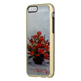 Bodegón of flowers/Still life of flowers Incipio Feather® Shine iPhone 6 Case