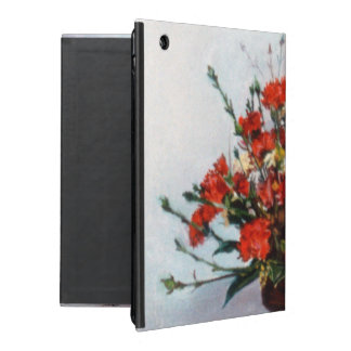 Bodegón of flowers/Still life of flowers iPad Folio Case