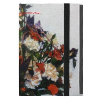 Bodegón of flowers/Still life of flowers iPad Mini Cases