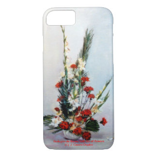 Bodegón of flowers/Still life of flowers iPhone 8/7 Case