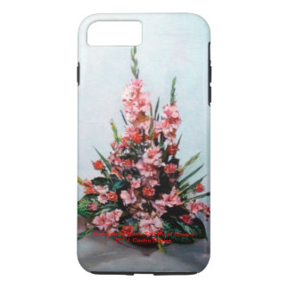 Bodegón of flowers/Still life of flowers iPhone 8 Plus/7 Plus Case