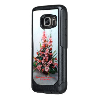 Bodegón of flowers/Still life of flowers OtterBox Samsung Galaxy S7 Case