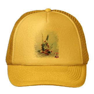 Bodegón of flowers/Still life of flowers Trucker Hat