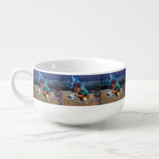 Bodegón to spatula/Natureza morta/Still life Soup Mug