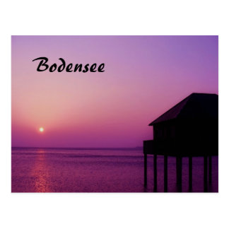 Bodensee - Postcard