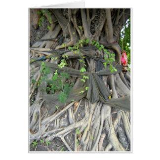 Bodhi Tree Card