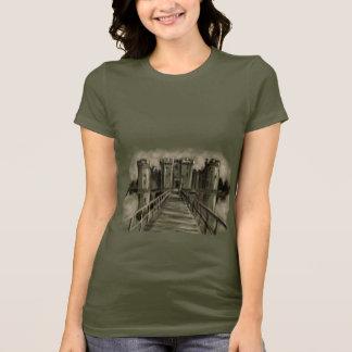 Bodiam Castle - East Sussex, UK T-Shirt