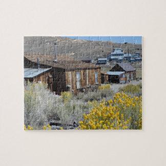 Bodie, CA Jigsaw Puzzle