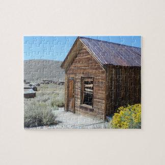 Bodie, CA Puzzle