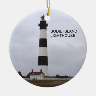 BODIE ISLAND-ORNAMENTS CERAMIC ORNAMENT